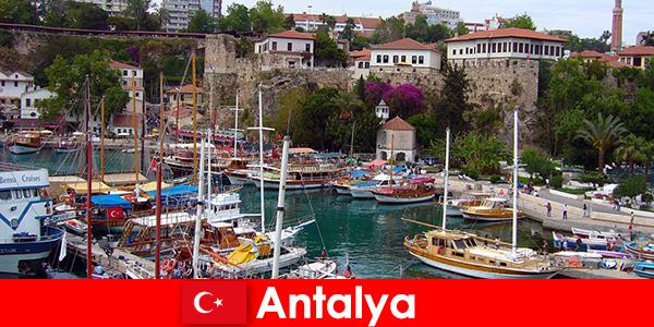 Turquie Antalya résidence de vacances sur la côte méditerranéenne