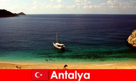 Emigrer en Turquie vers Antalya