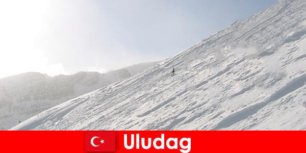 Vacances d'hiver en Turquie Uludag