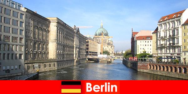 Conseils pour des vacances en famille avec enfants à Berlin Allemagne