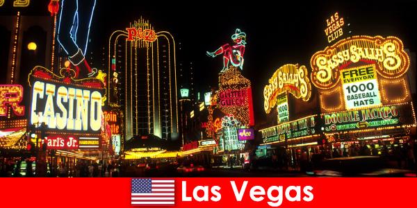 Divertissement à Las Vegas et conseils d'initiés pour les voyageurs