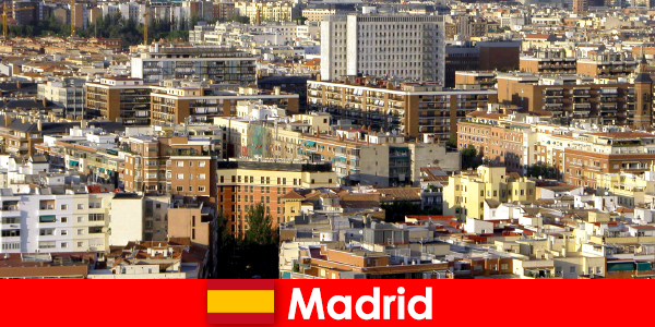Conseils de voyage et informations sur la capitale Madrid en Espagne