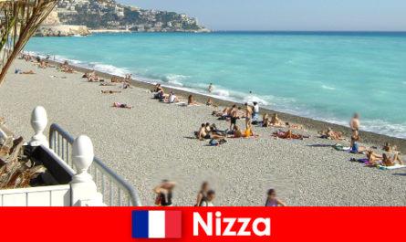 Belles belles plages de la Côte d'Azur