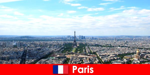 Découvrez les sites touristiques de la grande ville de Paris