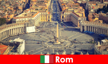 Meilleur moment pour aller à Rome - météo, climat et recommandations