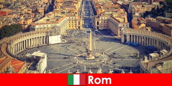 Meilleur moment pour aller à Rome – météo, climat et recommandations