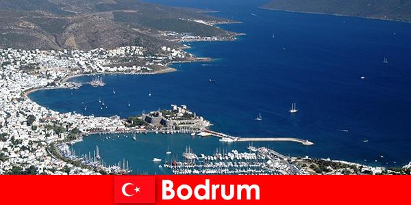 Émigrez facilement dans la ville de Bodrum en Turquie