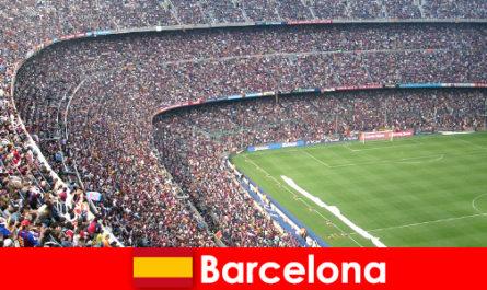 Barcelone pour les touristes un voyage de rêve avec sport et aventure