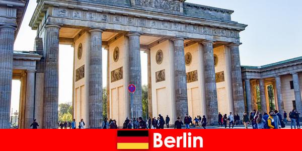 Visite de la ville de Berlin Excellente idée pour de courtes vacances