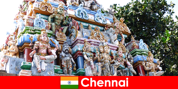 Sites, visites et activités à Chennai pour les étrangers, il n'y a pas d'ennui