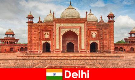 Les voyageurs peuvent trouver les meilleurs sites touristiques de l'Inde à Delhi