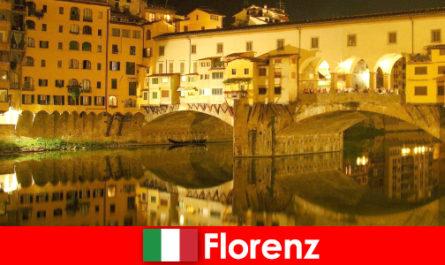 Visite de la ville à Florence art, café et culture