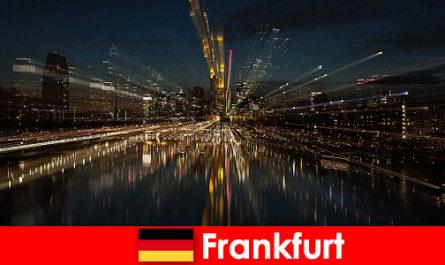 Centre de transport européen de Francfort pour les étrangers en Allemagne