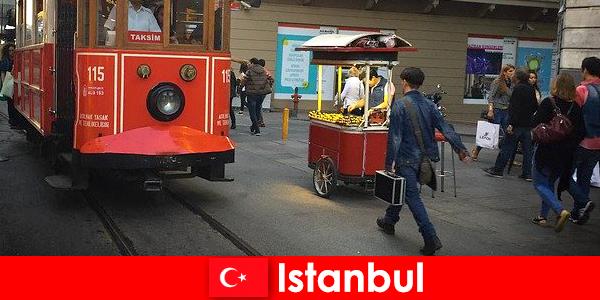 Istanbul, la métropole mondiale de tous les peuples et cultures du monde entier