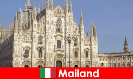 Voyage à Milan Italie Art Culture Exclusive