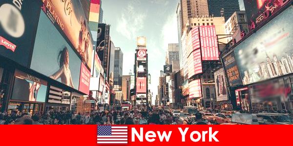 Faire du shopping à New York est un must pour des millions de voyageurs