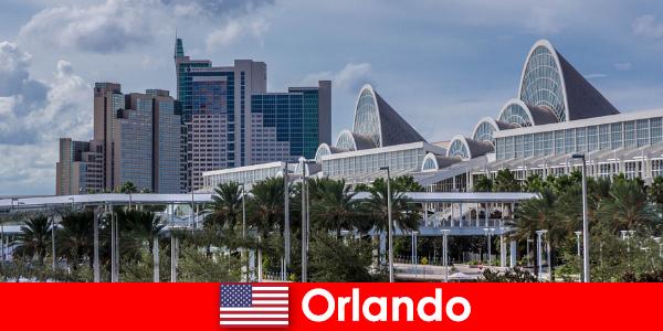 Attractions et activités à Orlando Expérience avec des amis