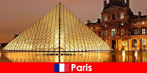 Vacances à Paris avec famille et enfants à considérer