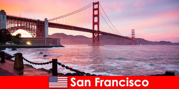 Vivez des vacances de luxe aux États-Unis San Francisco