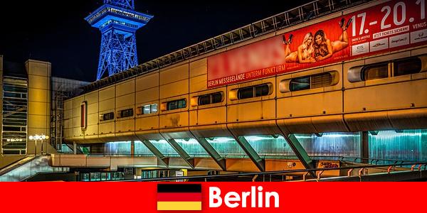 Découvrez la vie nocturne de Berlin avec des bordels et des modèles d'escorte nobles