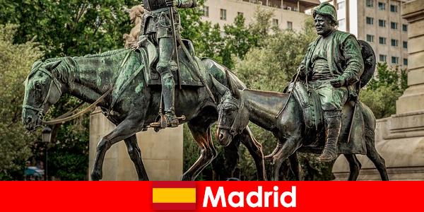 Madrid attire tous les amateurs de musées d'art