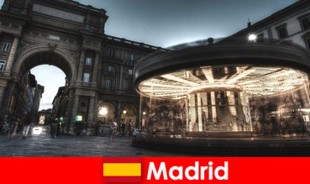 Madrid, connue pour ses cafés et ses vendeurs ambulants, vaut bien une escapade en ville