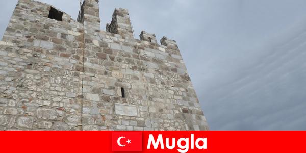Voyage d'aventure dans les ruines de Mugla en Turquie