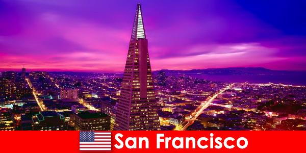 San Francisco est un centre culturel et économique dynamique pour les immigrants
