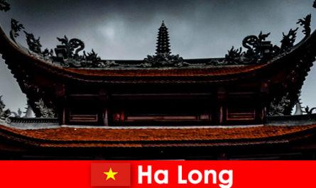 Ha long est connue comme une ville culturelle parmi les étrangers