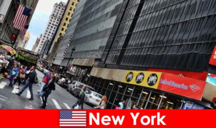 Les sculptures de plain-pied sont l'une des nouvelles attractions de New York