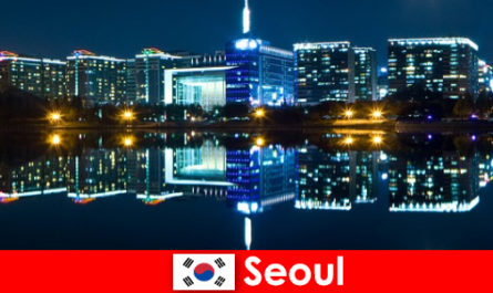 Séoul en Corée du Sud est une ville fascinante qui montre la tradition avec la modernité