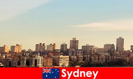 Sydney est connue des étrangers comme l'une des villes les plus multiculturelles du monde