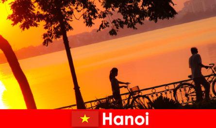 Hanoi est un plaisir sans fin pour les voyageurs qui aiment les températures chaudes