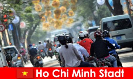 Ho Chi Minh City HCM ou HCMC ou HCM City est célèbre comme Chinatown