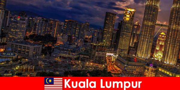 Kuala Lumpur vaut toujours le détour pour les voyageurs en Asie du Sud-Est
