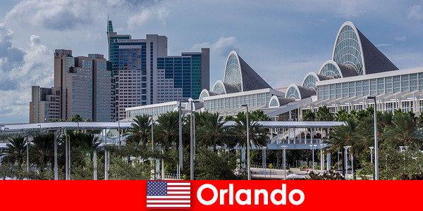 Orlando est la destination touristique la plus visitée des États-Unis