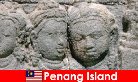 L'île de Penang a de nombreux sites et de grands points forts réunis en un
