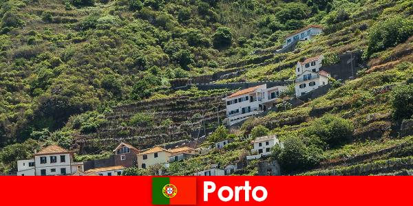 Destination de vacances à Porto pour les amateurs de vin du monde entier