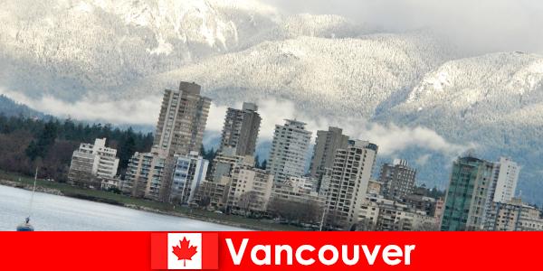 Vancouver, la merveilleuse ville entre océan et montagnes, offre de nombreuses opportunités aux touristes sportifs