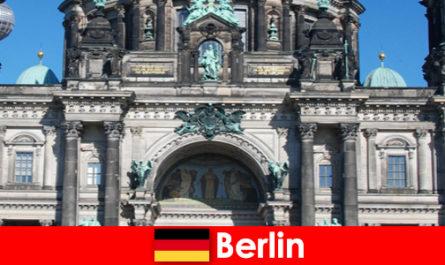 Malgré Covid 19, Berlin attire de nouveaux touristes du monde entier