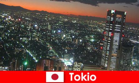 Les étrangers adorent Tokyo - la ville la plus grande et la plus moderne du monde