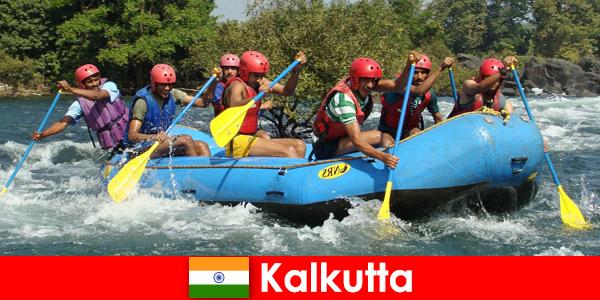 Voyage pas cher pour les athlètes actifs à Calcutta en Inde