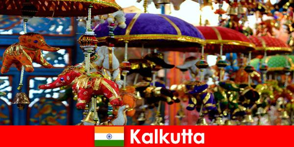 Cérémonies religieuses colorées à Calcutta en Inde un conseil de voyage pour les étrangers