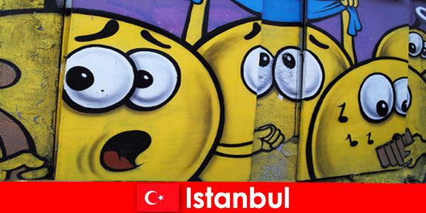 Les clubs de la scène d'Istanbul pour les hipsters et les artistes du monde entier en week-end