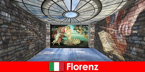 City trip à Florence en Italie pour les amateurs d'art des maîtres anciens