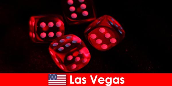 Voyagez dans le monde brillant des mille jeux à Las Vegas aux États-Unis