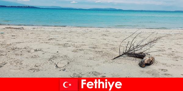 Voyage de détente pour touristes stressés sur la Riviera turque Fethiye