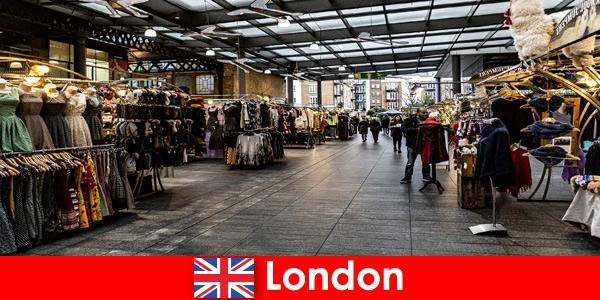 Londres Angleterre est la meilleure adresse pour les touristes du shopping