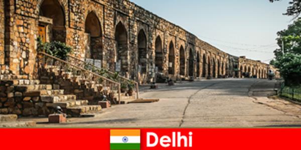 Visites privées de la ville de Delhi en Inde pour les vacanciers intéressés par la culture